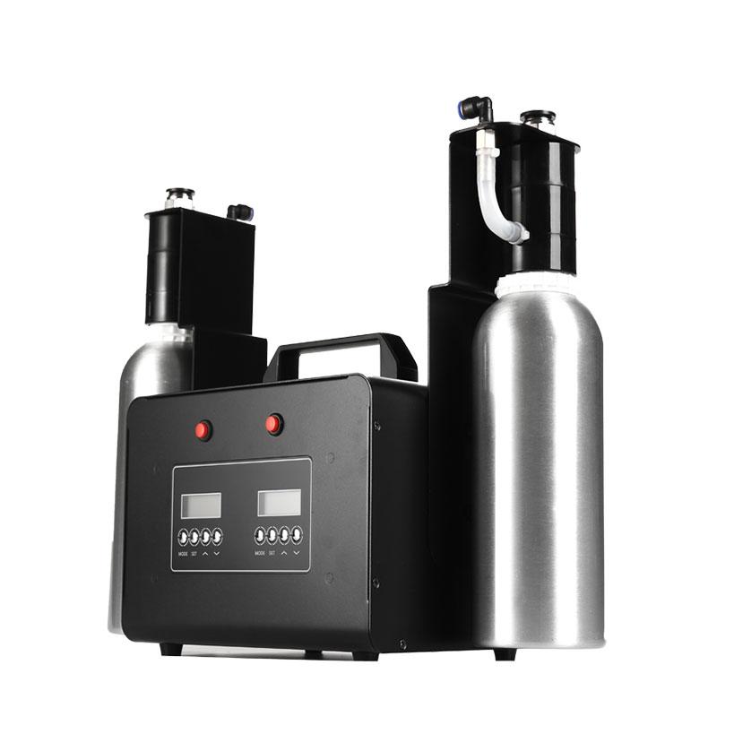 máy xông tinh dầu công nghiệp dùng 2 đầu phun